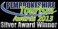 Silver Awards Pembrokeshire Tourism