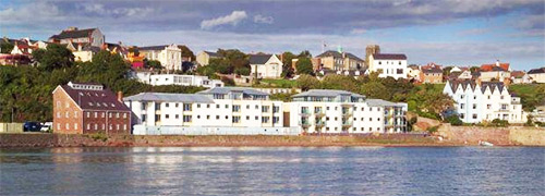 Marina Apartment in Milford Haven